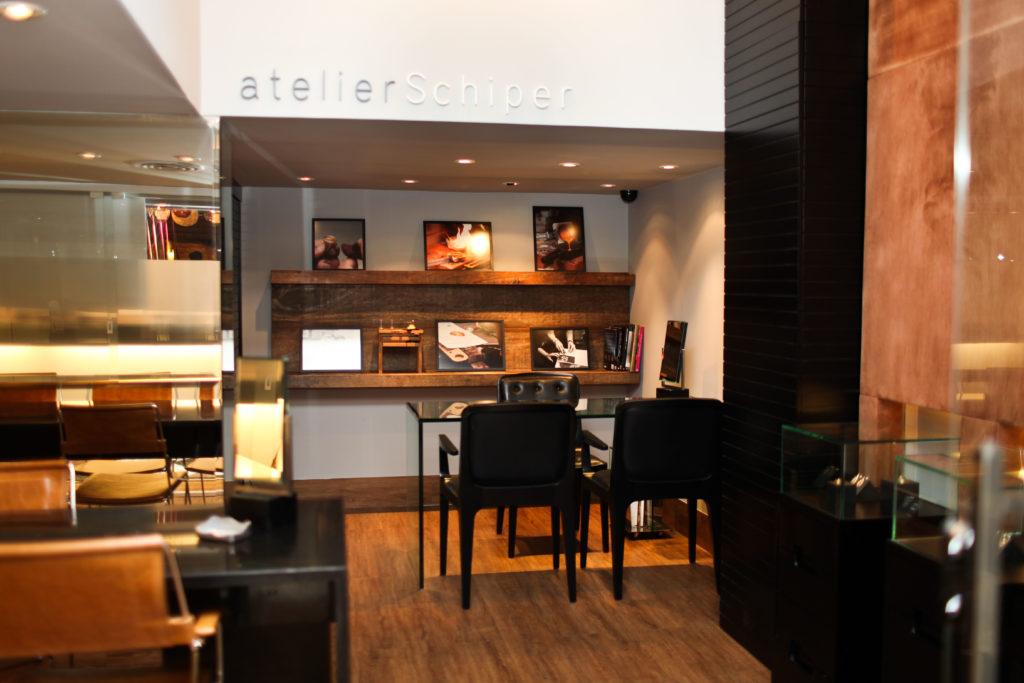 Atelier Schiper, Joalheria exclusiva